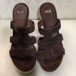 UGG Australia 'Tawnie' Sandal